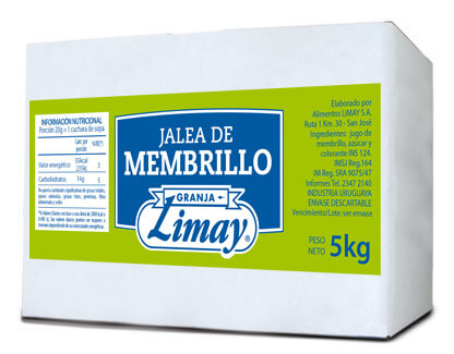 Jalea a Membrillo - 5k